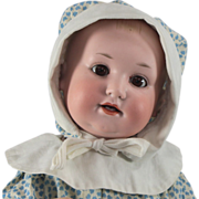 """REDUCED German Character Baby Doll """"Baby Bobby"""" Scarce Bargain"""
