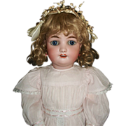 "Wonderful Antique 24"" German Bisque Simon Halbig Child Doll"