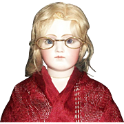 Pair of Wire Rim Eye Doll Glasses for your French Fashion