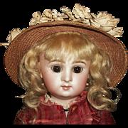 Fabulous Early Straw Fashion Doll Hat
