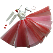 SALE Vintage Mattel Barbie Campus Sweetheart #1616, Complete, c. 1965