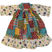 Vintage Knickerbocker Holly Hobbie Dress, circa 1974