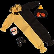 Vintage Mattel Ken Masquerade outfit #794, 1963-64