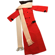Vintage Dollikin Great Lengths Coat and Scarf, 1969-71