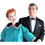 SALE I Love Lucy, Mattel Timeless Treasures Lucy and Ricky Ricardo, Episode 50
