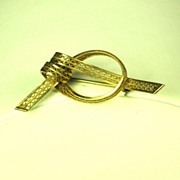 SALE Simple and Elegant 1/20 12kt Gold Filled Pin