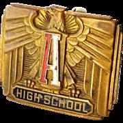 SALE High School Buckle