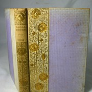 SOLD Lalla Rookh by Sir Thomas Moore with Pretty Binding