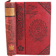 SOLD Jane Eyre Charlotte Bronte Published by William L. Allison (1880 – 1892)