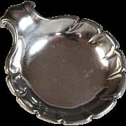 Christofle Wine Taster Tastevin Cup Silver plate