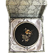 Amita Damascene Compact in Original Box