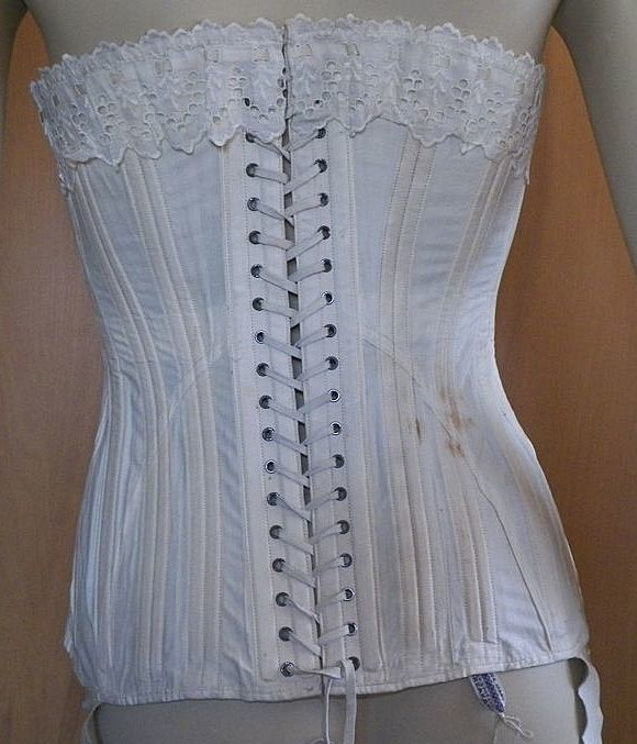 Vintage Spirella Corset Early 1900 S From Rubylane Sold On