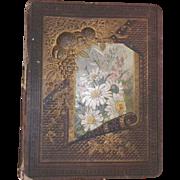 Victorian Scrapbook Postcards, Advertising, Die Cuts