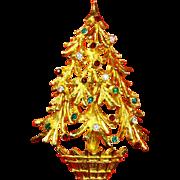 MYLU Christmas Tree Pin – 60s