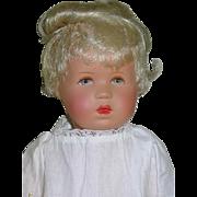 "SALE KATHE KRUSE 13"" Baby Rumpumple Model Mint 1960s Doll"