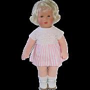 "KATHE KRUSE 12"" Child Doll ~ Klarchen ~ Mint!"