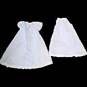 Vintage Terri Lee LINDA BABY Night Gown and Robe