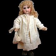 SALE Fashion-Forward Vintage 1920s Silk Top Coat & Organdy Dress Set w/Silk Bonnet for ...