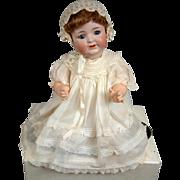 "SALE Rare All Original 21"" Antique Bisque Character Baby Kammer & Reinhardt 126 – Pristine"