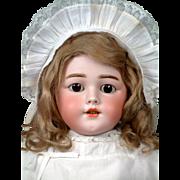 "SALE Super Rare 27"" Simon & Halbig 1250 'Dainty Dorothy/Santa' Model C. 1895"
