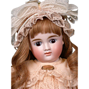 "SALE Sweet 15.5"" Kestner XII Closed Mouth Pouty Child with A. Thuiller Face"