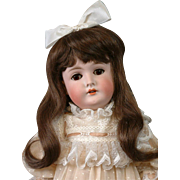 """Lovely 24"""" Queen Louise Armand Marseille Antique Doll w/Great Condition"""