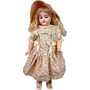 "SALE Wonderful 20"" Simon & Halbig 1039 Flirty Child for the French Trade"