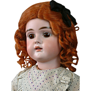 "SALE Delightful 22"" Bahr & Proschild 261 Doll in Excellent Condition"