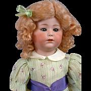 "RARE Gebruder Heubach ""Mirette"" 10731 Antique Toddler Character"