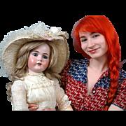 "36"" Huge Kammer & Reinhardt Antique Doll  circa 1900"