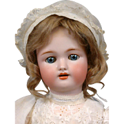 "Stunning Handwerck ""Daisy"" 18"" Antique Bisque Doll EXQUISITE!"