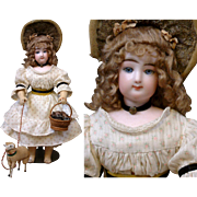 SALE Rare Gaultier Bebe on Wire & Wood Gesland Body As Shepherdess In the Smallest 13 ...