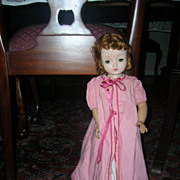 Vintage Alexander Early Cissy Doll