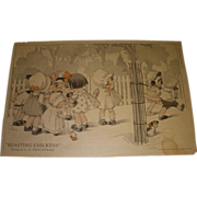 "SALE Vintage 1921 Charles Twelvetrees ""Roasting Chickens"" Magazine Memorabilia!"