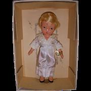 "Nancy Ann Storybook Doll Bisque ""Little Boy Blue"" MIB!"