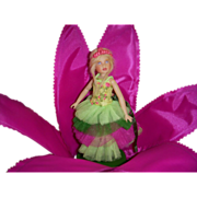 "SOLD Helen Kish UFDC Convention Doll MIB ""Thumbelina""!"