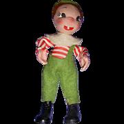 Vintage HTF Holiday House Wee Whimsie/Jump Jump Doll!