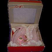 1950s Ginger Boxed Nightie & Robe Set!