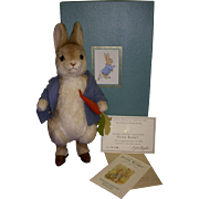 """SALE MIB R John Wright """"Peter Rabbit"""" from the Beatrix Potter Collection!"""