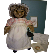 """SALE MIB R John Wright """"Mrs. Tiggy-winkle"""" from the Beatrix Potter Collection!"""