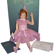 """SALE MIB R. John Wright """"Lullaby League"""" Doll from the Wizard of Oz Collection!"""