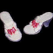 Vintage Cissy Size High Heels!