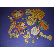 1924 Vintage Dolly Dingle Cut-outs by Drayton