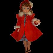 "Vintage 1950s 19"" Eegee Fashion Doll All Original"