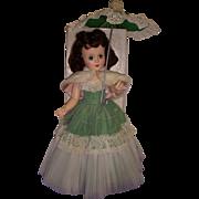 "Vintage 1950s Rare ""Gigi"" Hoyer Doll All Original Boxed"