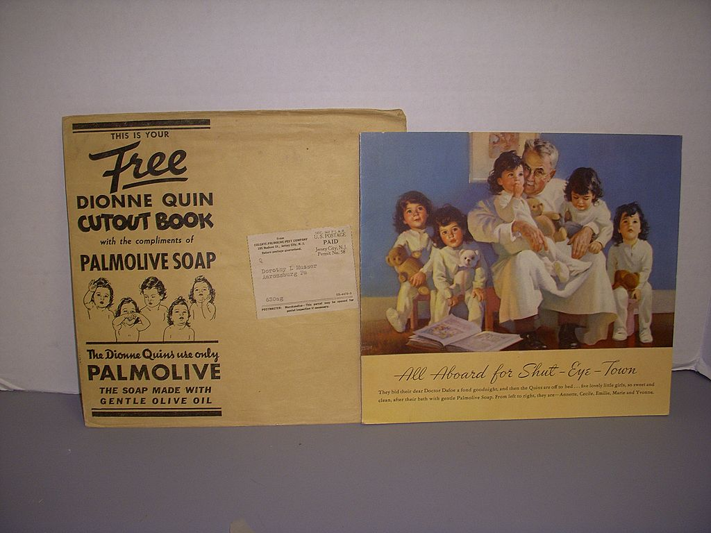 The Story of the Dionne Quintuplets