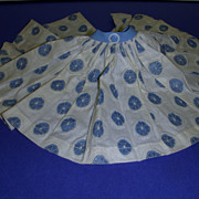 "Vintage 1950s NASB ""Miss Nancy Ann"" Tagged Skirt!"