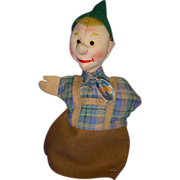 """Vintage Kersa Hand Puppet """"Seppl"""" Made in Germany!"""