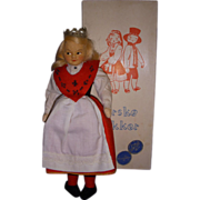 Vintage Ronnaug Petterssen Doll MIB!