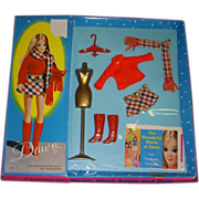 """Vintage MIP Dawn Fashion """"Mad About Plaid #0723"""" by Topper!"""